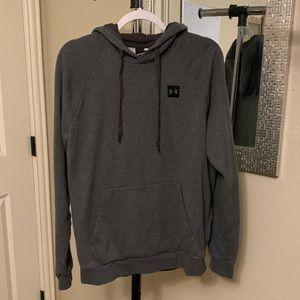 Gray brand new UNDERARMOUR hoodie!!